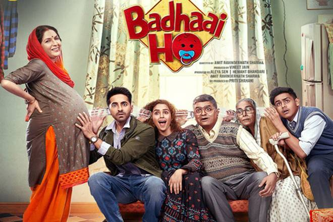 Badhaai Ho, Badhaai Ho review, Badhaai Ho movie review, Badhaai Ho moview, Badhaai Ho cast, Badhaai Ho songs, Badhaai Ho review financial express, ayushmann khurrana, gajraj rao, neena gupta, Badhaai Ho songs, Badhaai Ho news