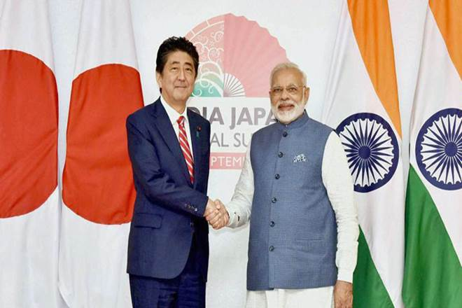 Japan-India Act East Forum,north eastern region,Tripura, Meghalaya,Shinzo Abe,india japan ties