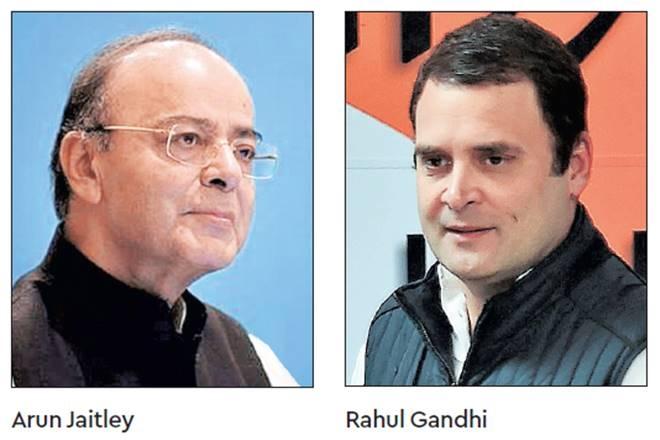 Rafale deal, bjp, arun jaitley, clown prince, randeep surjewala, latest news on rahul gandhi, news on arun jaitley