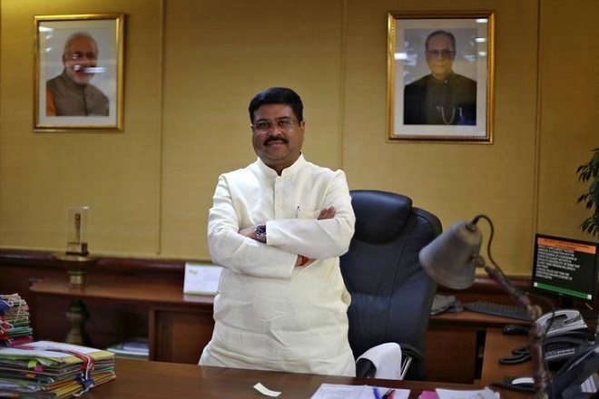 dharmendra pradhan, statement on oil price, oil price, oil import issues, financial express hindi