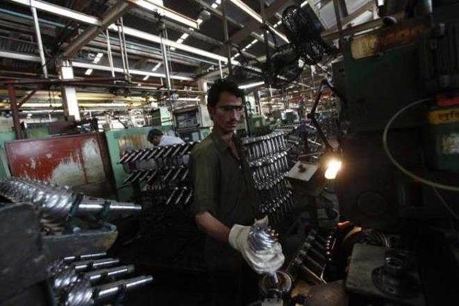 infrasture, industrial sector, economy