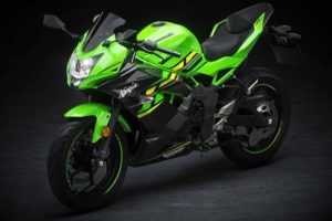 Kawasaki Ninja 125 & Z125 unveiled at Intermot 2018 - The Financial Express