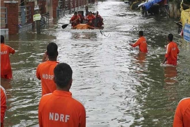 NDRF, calamity