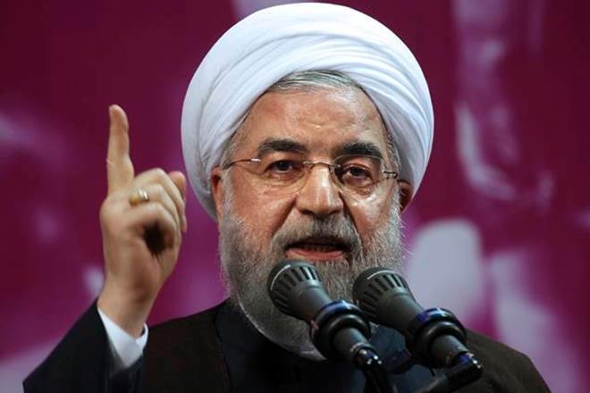 Hassan Rouhani , iran, us