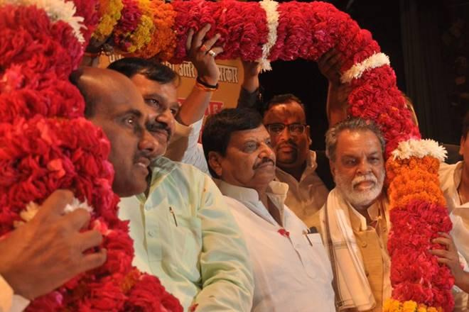 shivpal yadav, shivpal yadav new party, shivpal yadav news political outfit, pragatisheel samajwadi party lohia, pspl, pspl shivpal yadav, Samajwadi secular morcha,