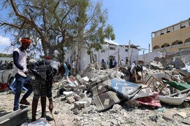 Somalia, Somalia blast, Somalia double suicide blasts, Bilan hotel, Badri restaurant, Baidoa city, Abdi Mohamed Ali, world news