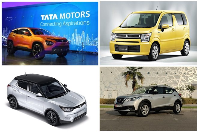 Top cars and SUVs launching in early 2019