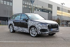 2020 Audi Q7 facelift interior images out! Reveal Q8 inspired cabin and lots of tech - The Financial Express