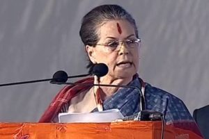 Assembly election results: Sonia Gandhi says poll wins Congress' victory over BJP's negativepolitics