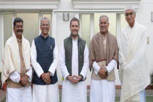 Chhattisgarh CM announcement Live updates: Congress postpones decision tilltomorrow