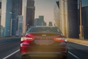 2019 Toyota Camry teased: To launch in India next month - The Financial Express