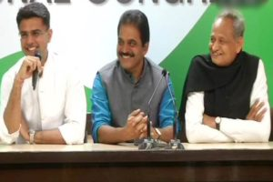 Rajasthan CM announcement LIVE Updates: Rahul Gandhi picks Ashok Gehlot as Chief Minister, Sachin Pilot appointed DeputyCM
