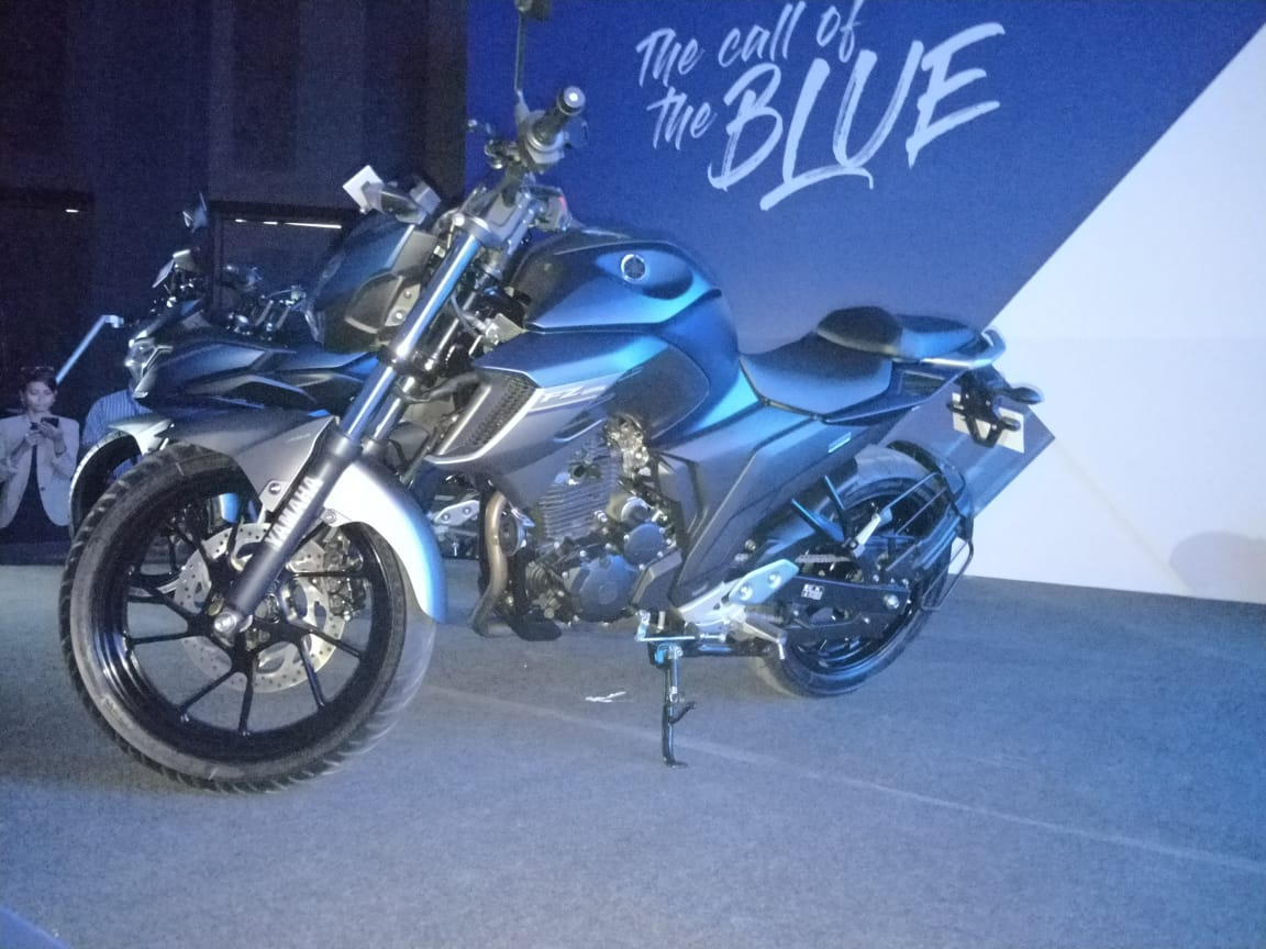 New 2019 Yamaha FZ, FZ-S Launched: Fazer 25 And FZ 25 Gets