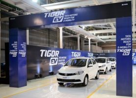 Tata Motors to debut new Electric Car at Geneva Motor show 2019: Tata's plans for Electric Mobility! - The Financial Express
