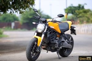 Ducati Monster 821 Road Test Review: Nightmare for Rivals? - The Financial Express
