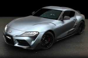 Toyota Supra TRD concept looks stunningly hot! All you need to know - The Financial Express