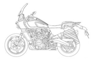 Harley-Davidson Pan America 1250, Streetfighter 975, Custom 1250 patented with saree gaurd! - The Financial Express