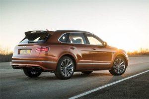 Bentley Bentayga Speed now World's fastest SUV! Beats Lamborghini Urus at 306 kmph - The Financial Express