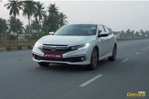 2019 Honda Civic First Drive Review: Perfect to take on faux SUVs, almost! - The Financial Express