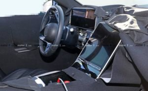 2020 Mercedes-Benz S-Class Spied: New Tesla-like infotainment system and lots more! - The Financial Express