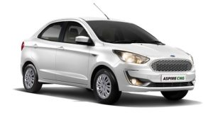Ford Aspire CNG launched at Rs 6.27 lakh: Cheaper to run than ever! - The Financial Express