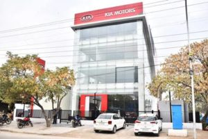 Kia Motors India opens first dealership in Noida: What all 12,000 sq ft facility has on offer - The Financial Express