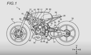 Suzuki working on a cafe racer, new patent discloses! - The Financial Express