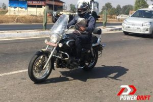New Bajaj Avenger Cruise 220 ABS spied testing: Launch expected next month - The Financial Express