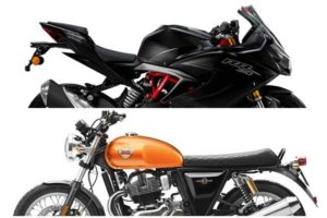 Fastest bikes in India under Rs 2.5 lakh: From TVS Apache RR 310 to Royal Enfield Interceptor 650 - The Financial Express