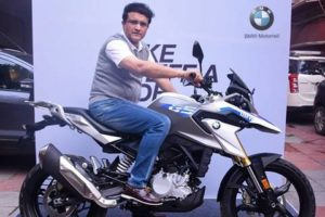 Sourav Ganguly buys BMW G 310 GS: What made 'Dada' go for it - The Financial Express