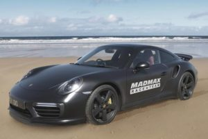 'Fastest car on sand' record in a 1200 hp Porsche 911 Turbo S by a motorcycle rider! Here's more - The Financial Express
