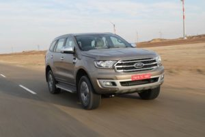 2019 Ford Endeavour to launch tomorrow: Toyota Fortuner, Mahindra Alturas G4 rival gets better - The Financial Express