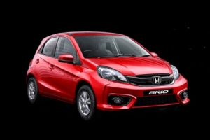 Honda Brio production ends: Amaze now Honda's most-affordable car in India - The Financial Express