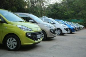 Made-in-India Hyundai Santro could be World Urban Car of the Year 2019! - The Financial Express