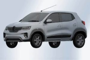 All-electric Renault Kwid design revealed: Here's when to expect it in India - The Financial Express