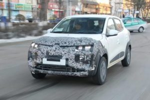 Upcoming Renault Kwid electric spied testing: Generous range, premium features & more! - The Financial Express