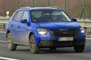 Skoda Kamiq spied testing: All-new compact SUV to unveil at Geneva Motor Show in March - The Financial Express