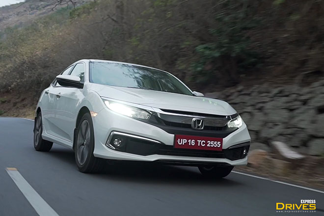 2019 Honda Civic India Launch Highlights Design Engine Features