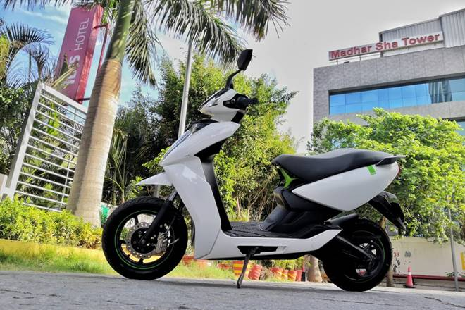 Ather 450, 340 smart electric scooters launched in Chennai: Details