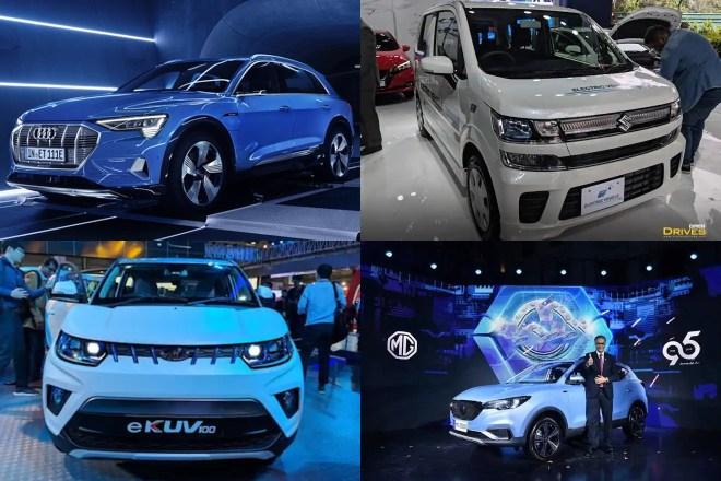 Upcoming Electric Cars In India Mg Ezs Maruti Suzuki Wagonr Audi