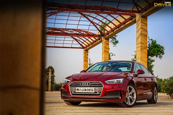 Audi A5 Sportback Road Test Review Stroke Of Genius By Design The