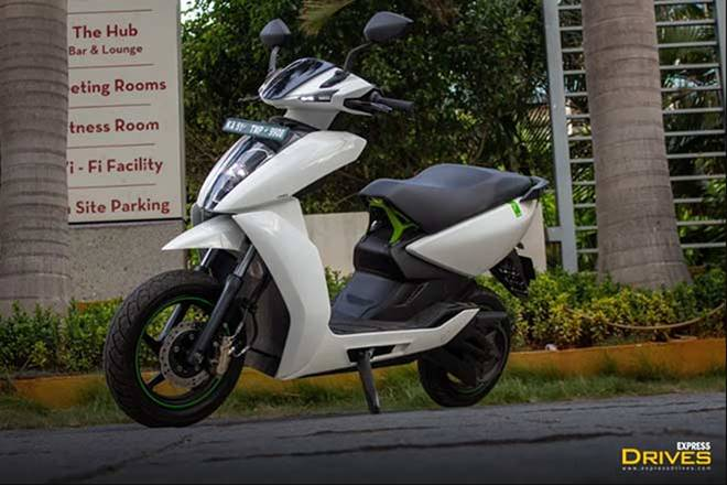 Ather 450, 340 electric scooters get cheaper after GST reduction